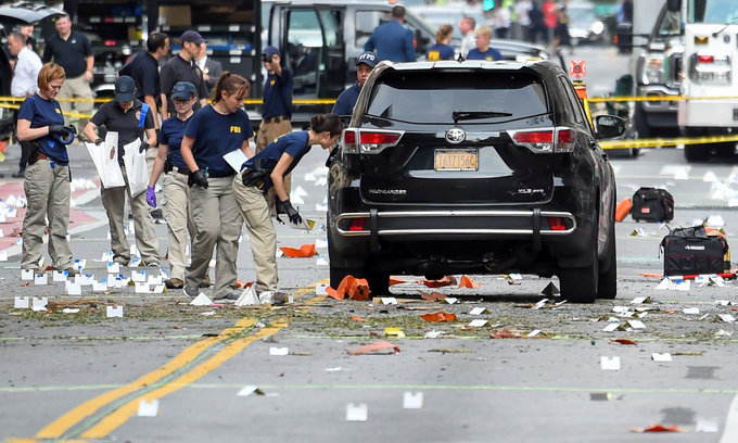 Islamic State claims responsibility for Minnesota attack