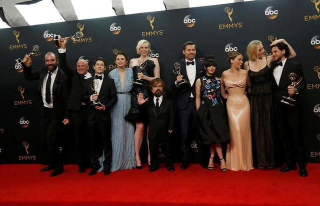 'Game of Thrones' wins leading 12 Emmys