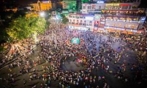 Hanoi considers expanding pedestrian zone around Hoan Kiem Lake