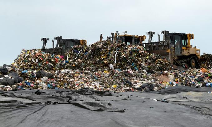 Saigon stench culprit identified as landfill site