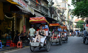 Foreign tourists to Vietnam in September grow 28 percent