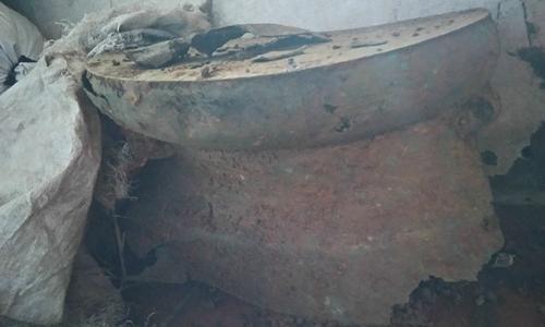 2,000-year-old bronze drum unearthed in northern Vietnam