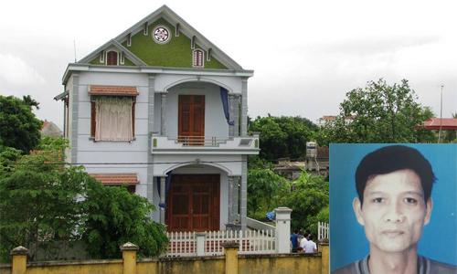 Victims' relative named suspect in brutal murder case in northern Vietnam