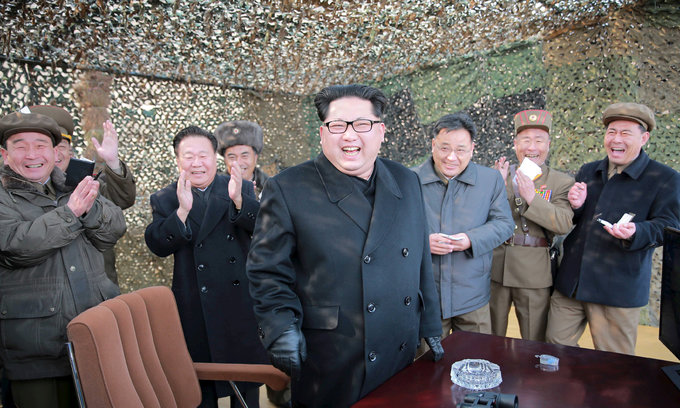 US sanctions Chinese firm tied to North Korea's nuclear program