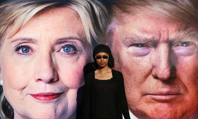 Clinton, Trump go head to head in high stakes presidential debate