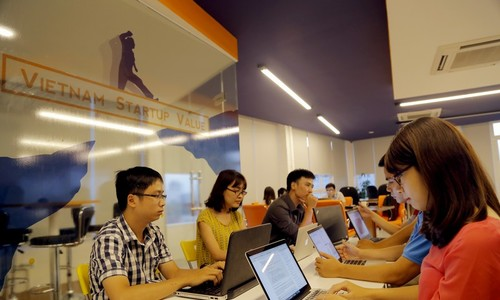 Microsoft partners with Vietnam Silicon Valley to support start-ups