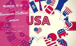 American Culture series: American Food