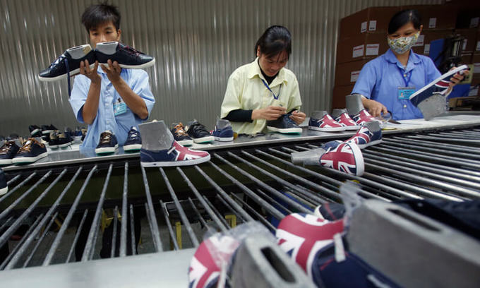 Demand for factory space soars in Vietnam as companies abandon China