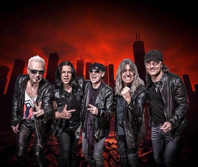 Legendary band Scorpions to rock Hanoi
