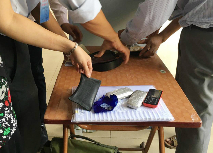 Some, however, intentionally cover their mobile phones in silver paper to bring in the exam rooms.