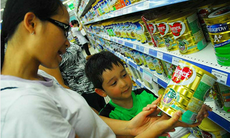 French milk brand to quit Vietnam after failing to gain market share