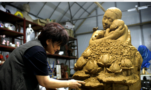Peace foundation offers statue to apologize for S. Korea's war atrocities in Vietnam