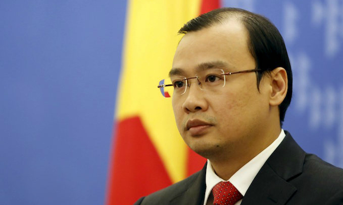 Vietnam says no to foreign military base on its soil