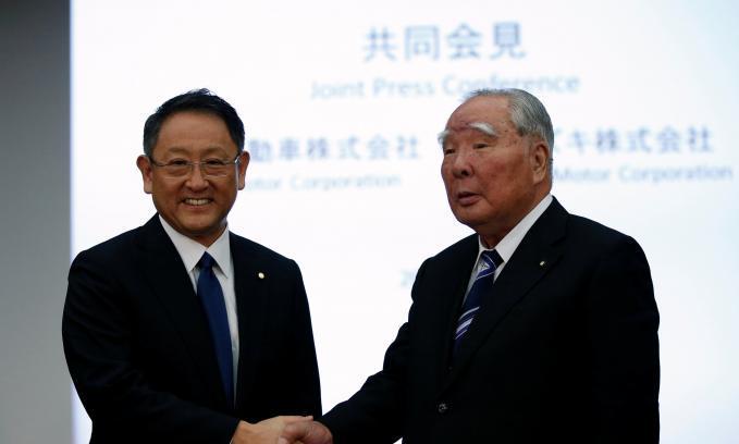 Toyota, Suzuki eye partnership as industry consolidates