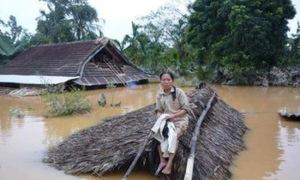 Floods leave 8 dead, 10 missing in central Vietnam