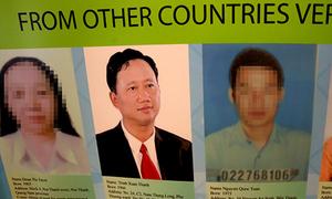 Runaway bigwig will be hunted down: Vietnamese general