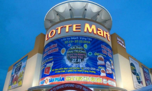 South Korean retail giant Lotte targets 20 percent of Vietnam's e-commerce market