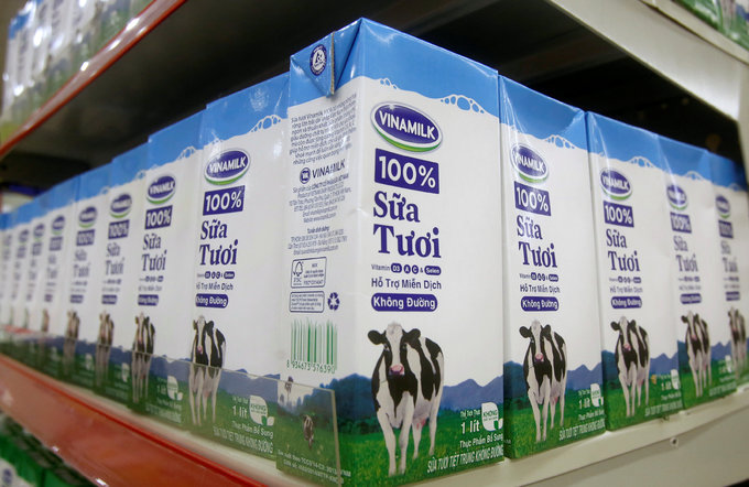 Vietnam dairy giant Vinamilk extends reach to Thai market