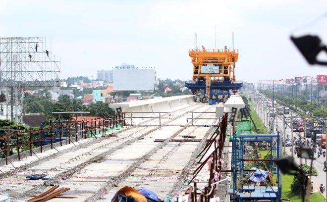 HCMC to consider extending first subway line to neighboring provinces