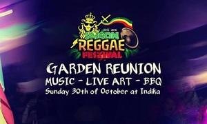 Saigon Reggae Festival: Garden Reunion