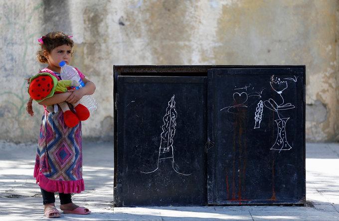 Air strikes in Syria's Idlib kill 26, mostly children