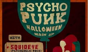 Psycho PUNK - Halloween mash up