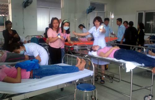 Mass fainting halts production at South Korean garment factory in Vietnam
