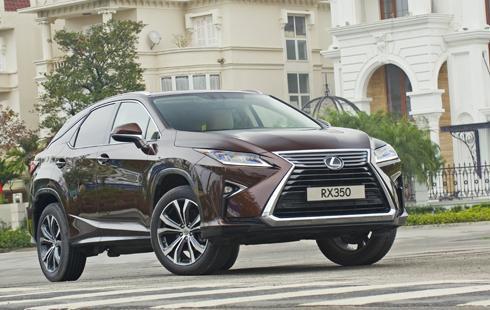 Toyota recalls 20 Lexus cars in Vietnam to fix air bag issue