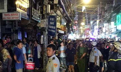 Man who set Saigon house on fire admits being high on meth