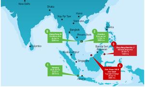 Region on high alert after hijacking of Vietnamese vessel
