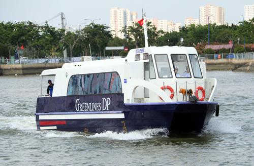 Saigon-Vung Tau hydrofoil service to halt operations by year-end