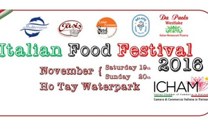 Italian Food Festival 2016
