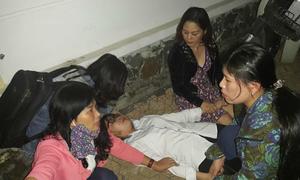 Crane collapse kills student in central Vietnam