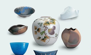 Exhibition 'Japanese Pottery: The Rising Generation from Traditional Japanese'