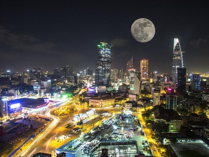 best-photos-of-supermoon-from-vietnam-9