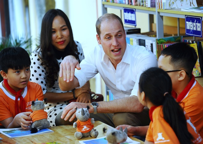 prince-william-visits-hanoi-for-wildlife-conference-2