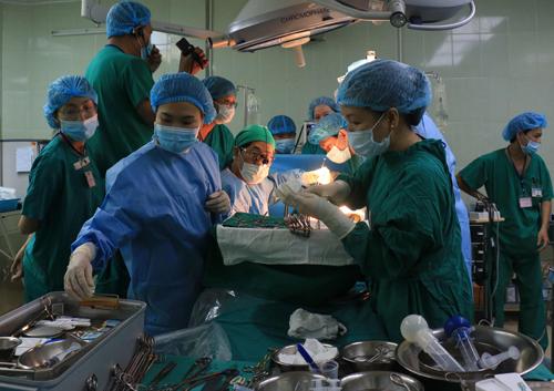 Roughly 16,000 patients await organs in Vietnam