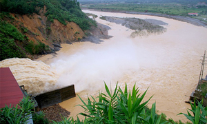 Vietnam's hydropower dam fined $5,200 for deadly water discharge