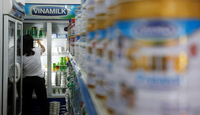 Vietnam says no specific buyer in mind for Vinamilk Dec stake sale