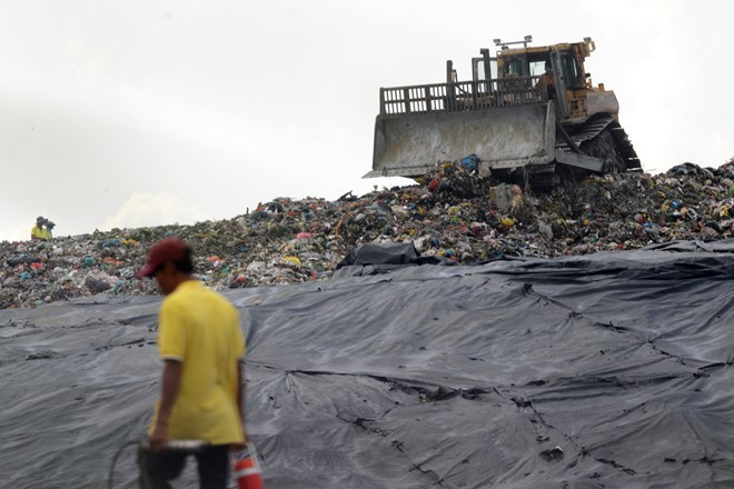 Saigon to spend $47 million to fight landfill stench