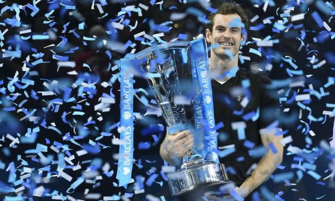 Murray eyes long reign at the top