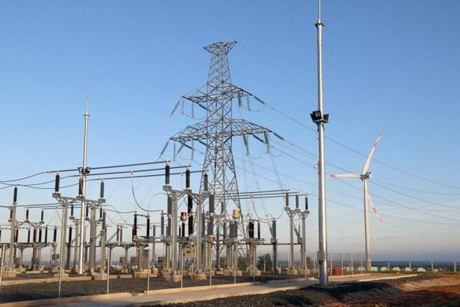 Vietnam's 4th wind power plant starts generation