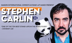 Stand-Up Comedy: Stephen Carlin