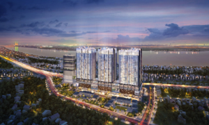 Sun Group launches luxury apartment project in Hanoi