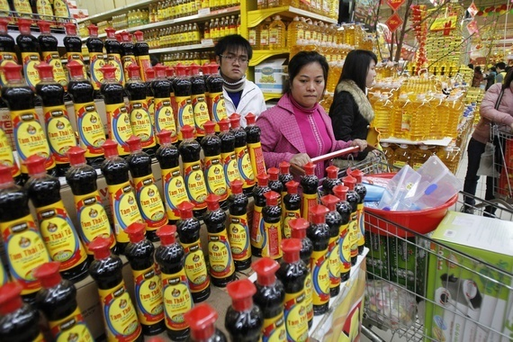 Vietnamese consumer group eats humble pie for spreading fish sauce scare