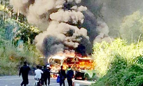 South Korean man killed in crash in northern Vietnam tourist site