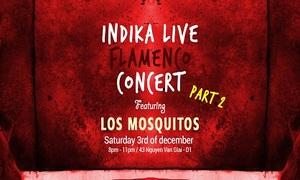 Indika: Live Flamenco Concert