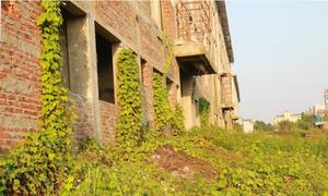 $35-million dorm left abandoned in northern Vietnam