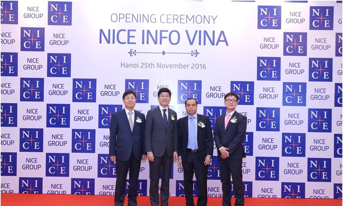 NICE Group announces new legal entity in Vietnam