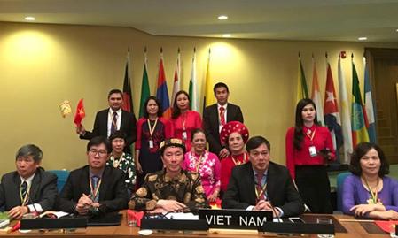 Vietnam wins seat on UN culture committee